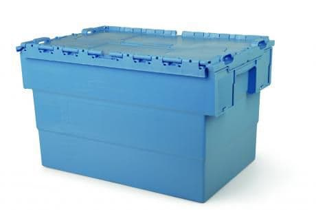 Attached Lid Container 1329.850 Ext: 600 x 400 x 350 mm