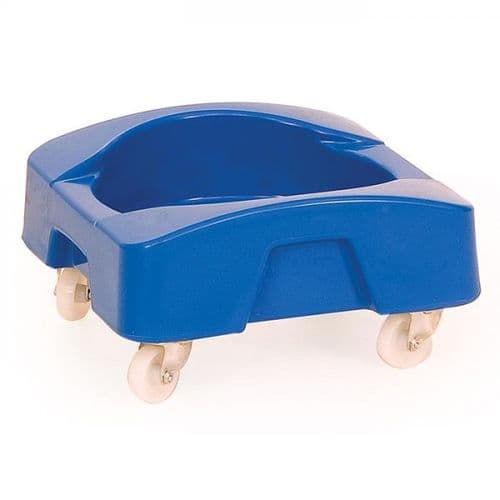 Round Dolley Ref: R1117  Fits all stacking Bins with 430 mm dia.