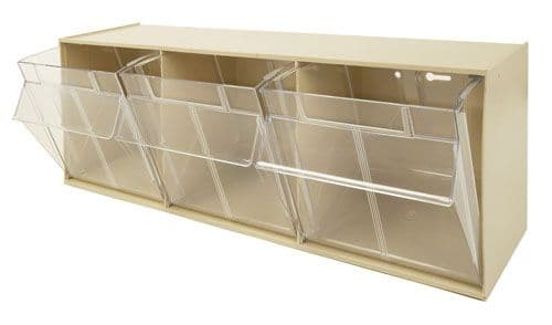 Clearview Tilt Bins