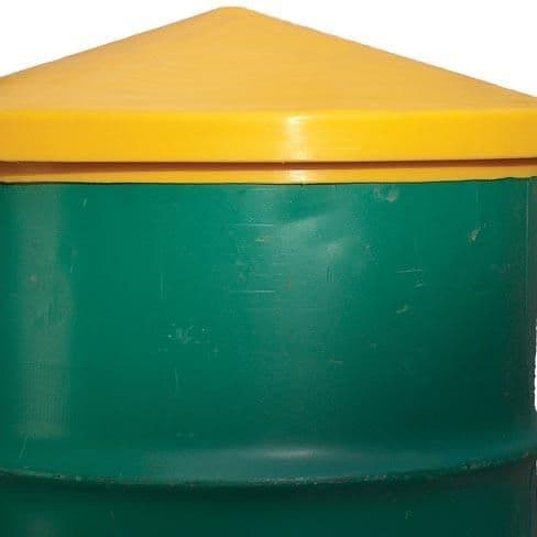 Drum Cover for use with 205ltr drums tight fit - DL2