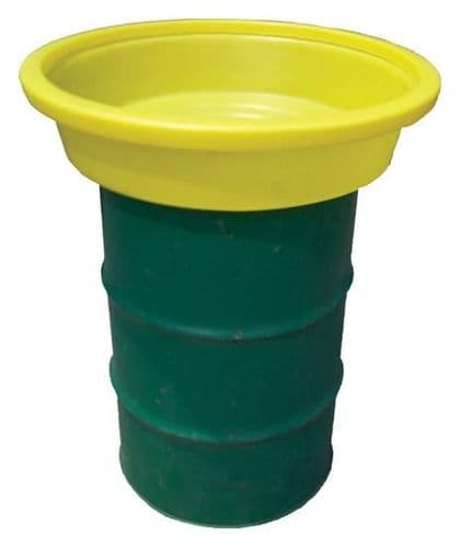 Drum Funnel for use with closed head 205ltr drums - BT75