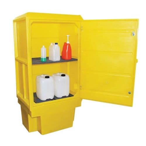 Large Cabinet with Shelf Ref: PSC4