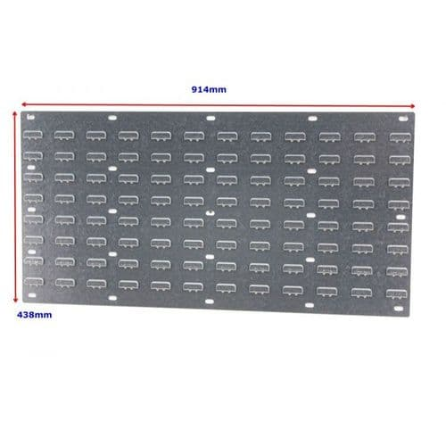 Louvred Panel No.2  Size: H914 x W438 mm