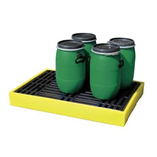 Spill Flooring for 2 x 205ltr drums - BF2