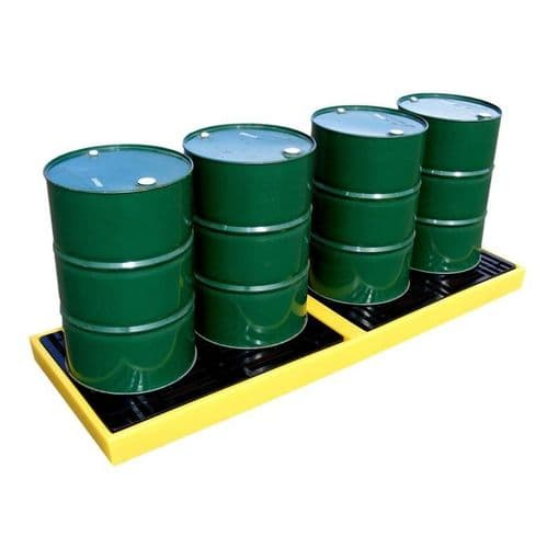 Spill Flooring for 4 x 205ltr drums - BF4S