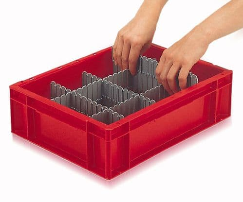 Stacking Container Dividers