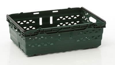 Supermarket Produce Tray M725  Ext: L600 x W400 x H190 mm