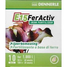 Dennerle E15 Feractiv (20 Tablets)