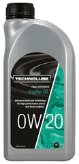 0W/20 Fully synthetic oil available in 1 Litre & 5 Litre