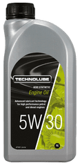 5W/30 Semi-Synthetic oil available in 1 Litre, 2 Litre, 5 Litre & 20 Litre