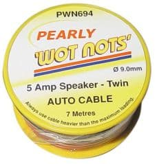 Automotive Wiring (2.5M-7M Available) from £3.99