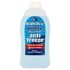 Bluecol universal Anti-freeze