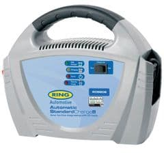 Ring 8 Amp Fully Automatic Battery Charger