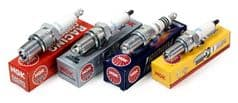 Spark Plugs from (each)