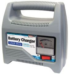 Streetwise 4 Amp Battery Charger