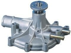 Water pumps from