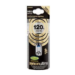 Xenon Ultima +120% 9005 (HB3) upgrade bulb set