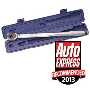 """1/2"""" Square Drive 30 - 210Nm Ratchet Torque Wrench"""
