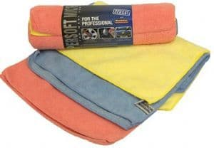 Pack Of 6 Microfibre Towels (MOGG8)