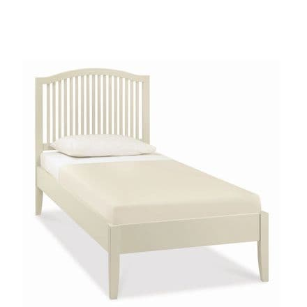 Ashby Cotton Painted Single Bedstead