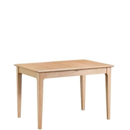 Newhaven Oak 1.2m Butterfly Extending Table