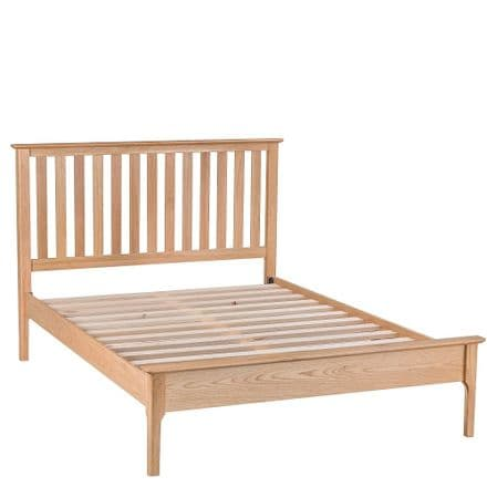 Newhaven Oak King Sized Bed