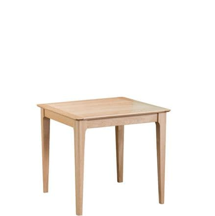 Newhaven Oak Small Fixed Top Table