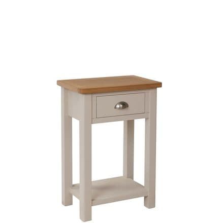 Richmond Painted Oak Telephone Table