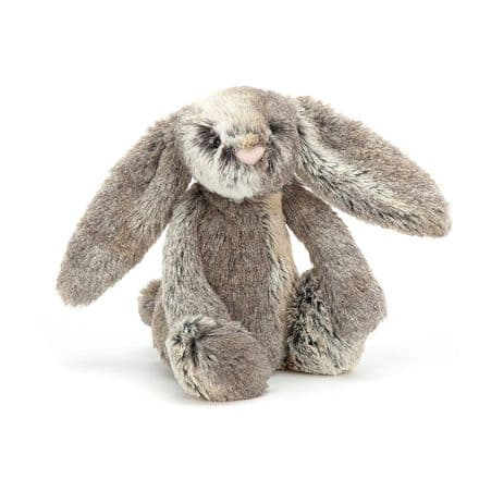 Small Bashful Cottontail Bunny