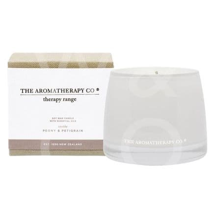 The Aromatherapy Company - 260g Candle - Rosemary & Peppermint