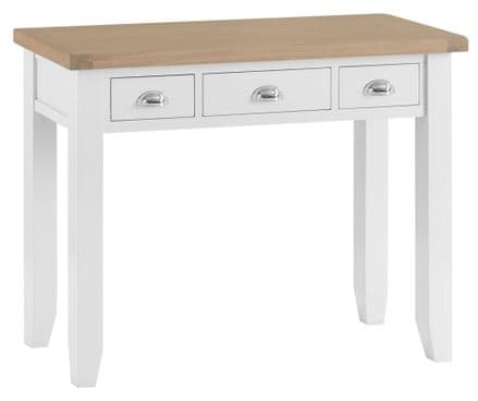 Toulouse White Painted Dressing Table