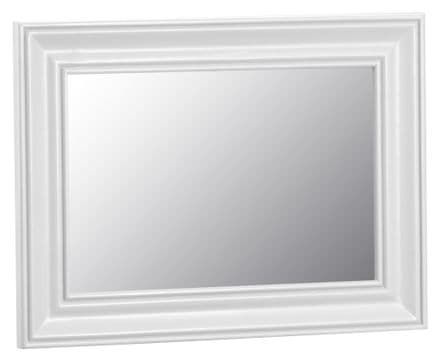 Toulouse White Painted Small Wall Mirror