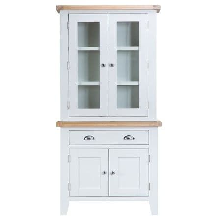 Toulouse White Small Dresser
