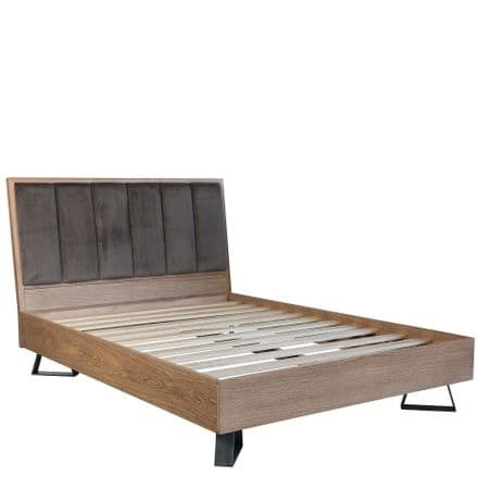 Urban Oak King-Sized Bed