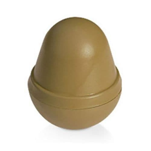Natural Eco Fencing Plastic Acorn Post Cap