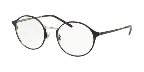 Ralph Lauren PH 1182 9333 - MATTE BLACK ON MATTE SILVER