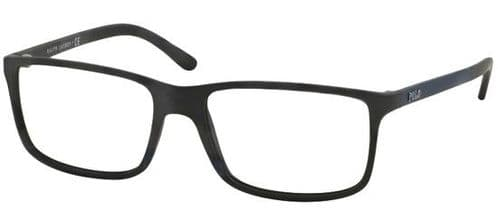 Ralph Lauren PH 2126 5504 - MATTE BLACK