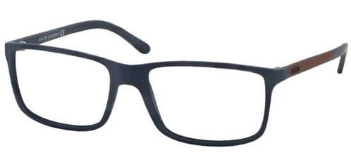 Ralph Lauren PH 2126 5505 - MATTE BLACK