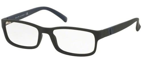 Ralph Lauren PH 2154 5247 - MATTE BLACK
