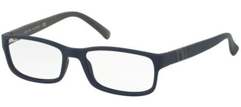 Ralph Lauren PH 2154 5284 - MATTE BLACK