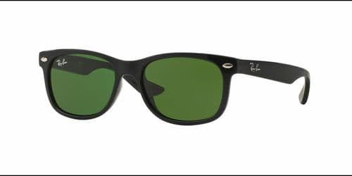 Ray Ban Junior New Wayfarer Sunglasses RJ9052S 100 2 47