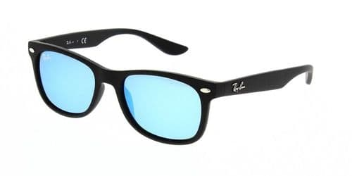 Ray Ban Junior New Wayfarer Sunglasses RJ9052S 100S55 48