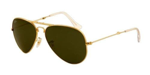 Ray Ban Sunglasses Aviator Folding RB3479 001 58
