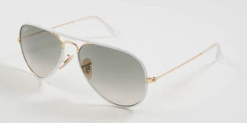Ray Ban Sunglasses Aviator Full Color RB3025JM 146 32 55