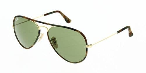 Ray Ban Sunglasses Aviator Full Color RB3025JM 168 4E 55