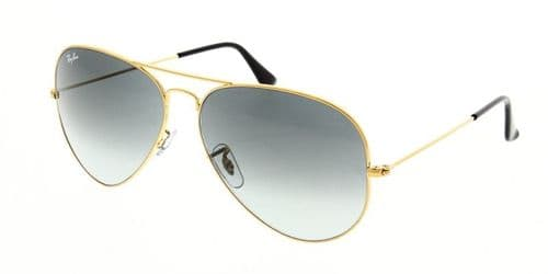 Ray Ban Sunglasses Aviator Large Metal II RB3026 197 71 62