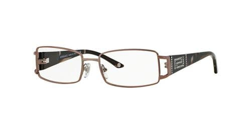 Versace 0VE1163B 1013 - BROWN 52-16-130