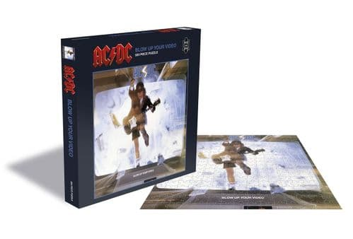 AC/DC 'Blow Up Your Video' Jigsaw