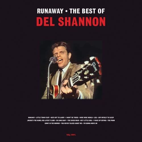 DEL SHANNON 'Runaway' The Best of LP