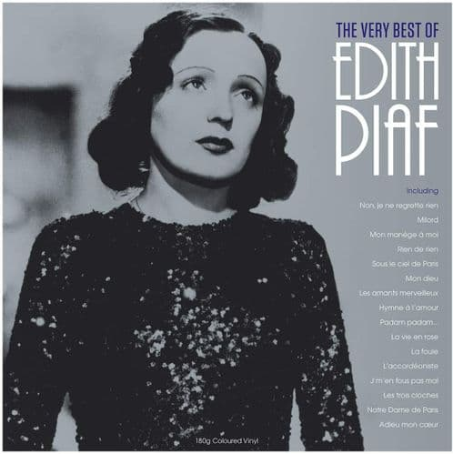 EDITH PIAF 'The Very Best of' LP